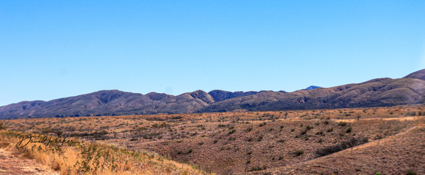 Western McDonnell Ranges (3) by DavidParkerPhotography