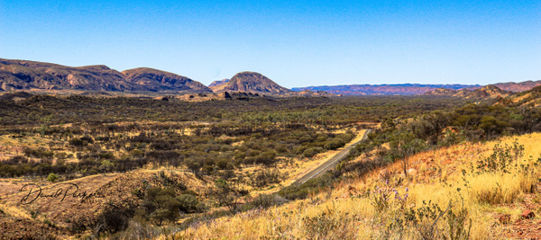 Western McDonnell Ranges (5) by DavidParkerPhotography