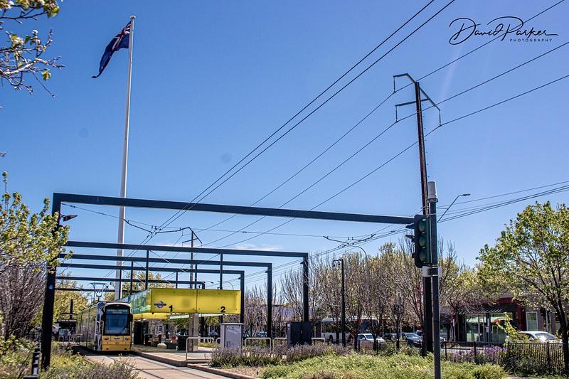 Tram Station, Adelaide Entertainment Centre