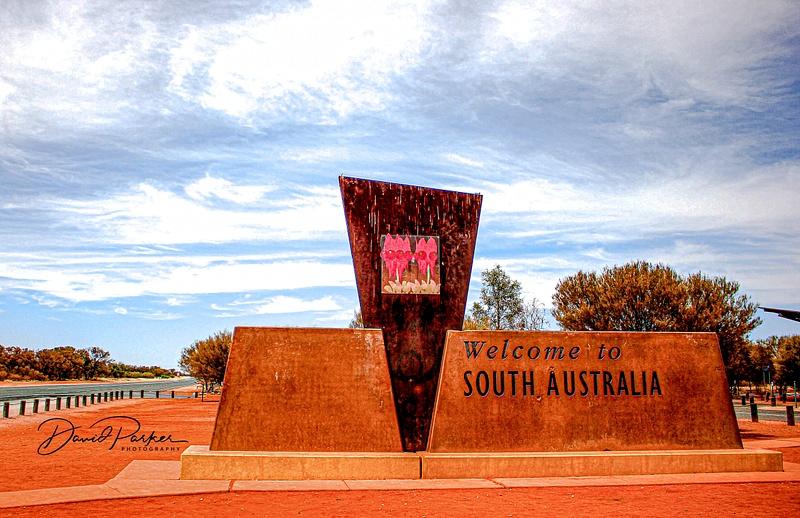 SA Border with NT