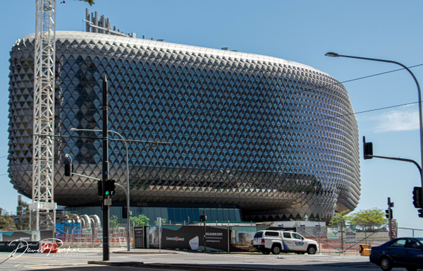 SA Health and Medical Research Centre, Adelaide by...