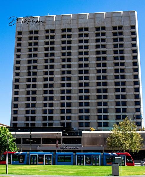 Hilton Hotel, Adelaide by DavidParkerPhotography