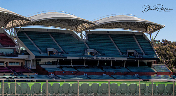 Adelaide Oval by DavidParkerPhotography