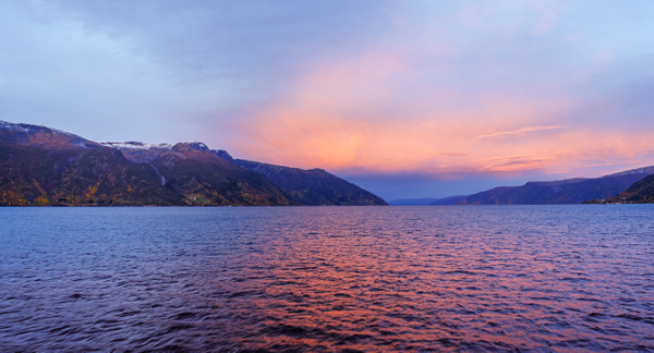 Norway_Sunrise - Nature - ASN Images