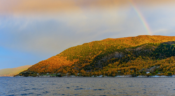 Rainbow__Norway - Nature - ASN Images