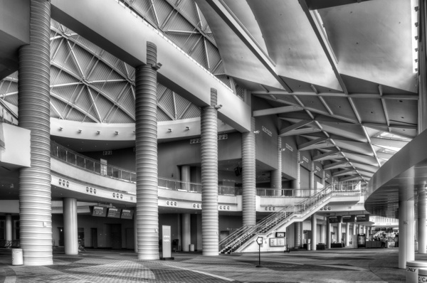 2011_002 - Architecture - Convention Center by ALEJANDRO...