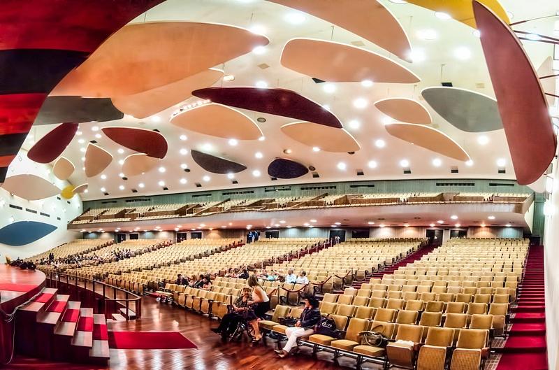 2014_001 - Architecture - Auditorium