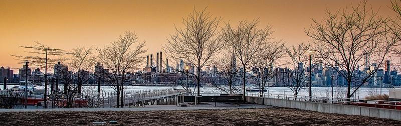 2018_004 - Behind The Trees - NewYork