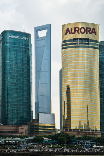 2010_3333 - Building - Shanghai by ALEJANDRO DEMBO