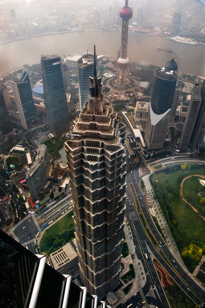 2010_2999 - Building - Shanghai by ALEJANDRO DEMBO