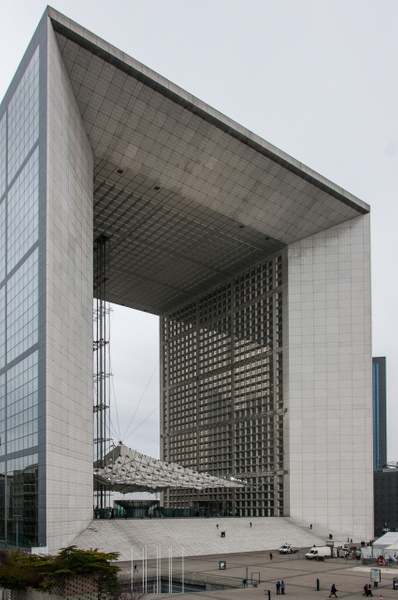 2011_6830 - Building - Paris by ALEJANDRO DEMBO