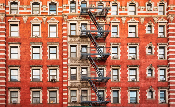 2019_056 - Facade - New York by ALEJANDRO DEMBO