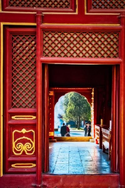 2010_0078 - Framed - Beijing by ALEJANDRO DEMBO