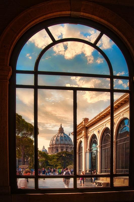 2011_0059 - Framed - Rome