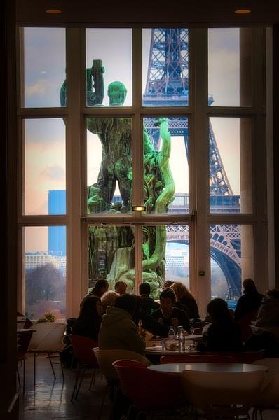 2011_6214 - Framed - Paris by ALEJANDRO DEMBO