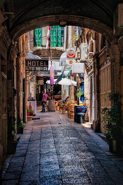 2011_9202 - Framed - Jerusalem by ALEJANDRO DEMBO