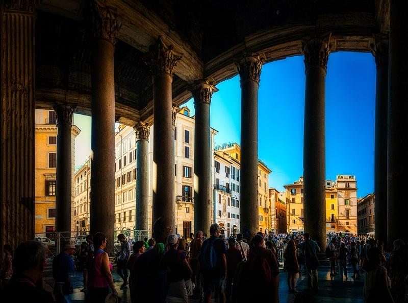 2011_0137 - Framed - Rome