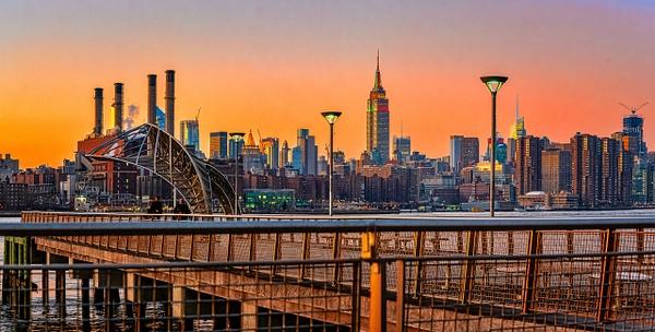 2018_0328 - Landscape - New York by ALEJANDRO DEMBO