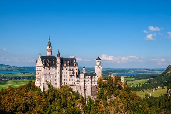 Schloss Neuschwanstein - Travel - Alain Gagnon Photography