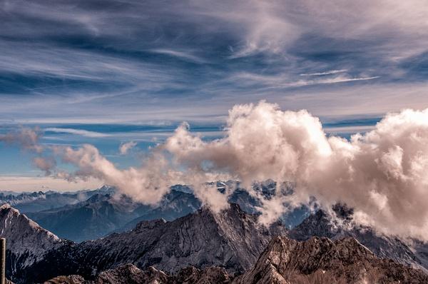 Zugspitze, Garmisch Germany - Travel - Alain Gagnon Photography