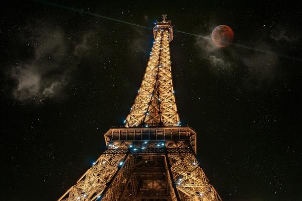 Tour Eiffel, Paris - Travel - Alain Gagnon Photography
