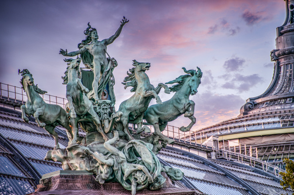 Pont Alexandre III, Paris - Travel - Alain Gagnon Photography