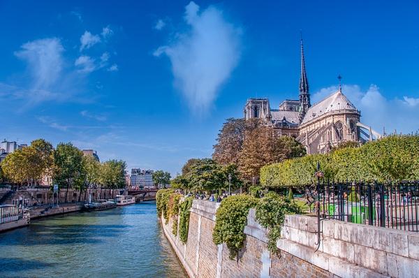 Cathedrale Notre-Dame de Paris - Travel - Alain Gagnon Photography