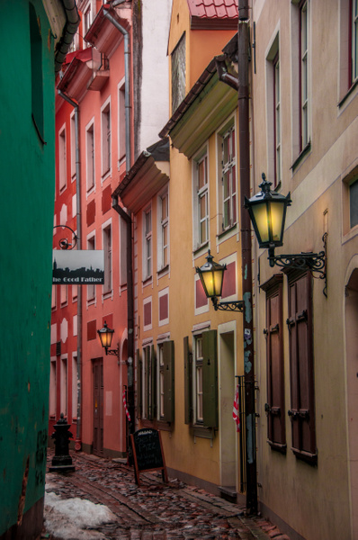 Riga, Latvia - Travel - Alain Gagnon Photography