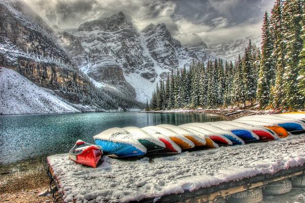 Moraine Lake, Alberta - Landscape and Nature - Alain Gagnon Photography