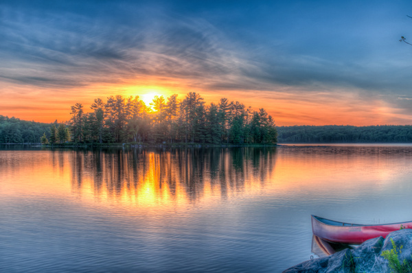 Joe Perry Lake, Ontario - Landscape and Nature - Alain Gagnon Photography