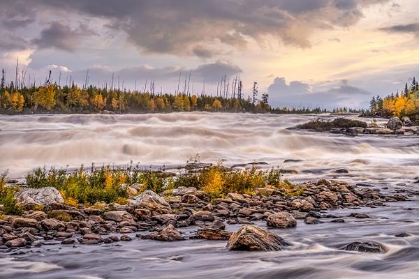 Rupert River, Québec - Landscape and Nature - Alain Gagnon Photography