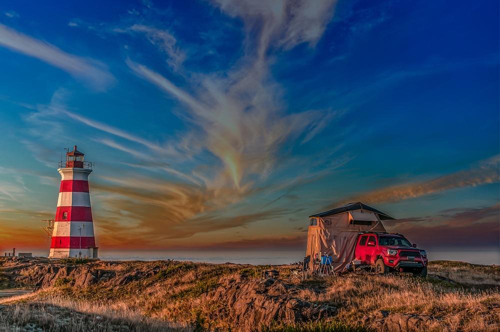 Overland - Nova Scotia