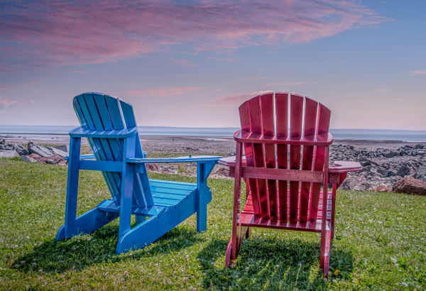 Sit Back and Watch the sunset - Travel - Alain Gagnon Photography