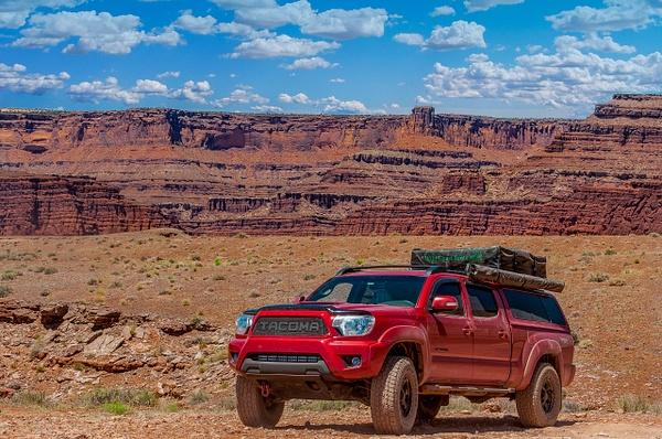 Overland - Moab, Utah - Overland Travels - Alain Gagnon Photography