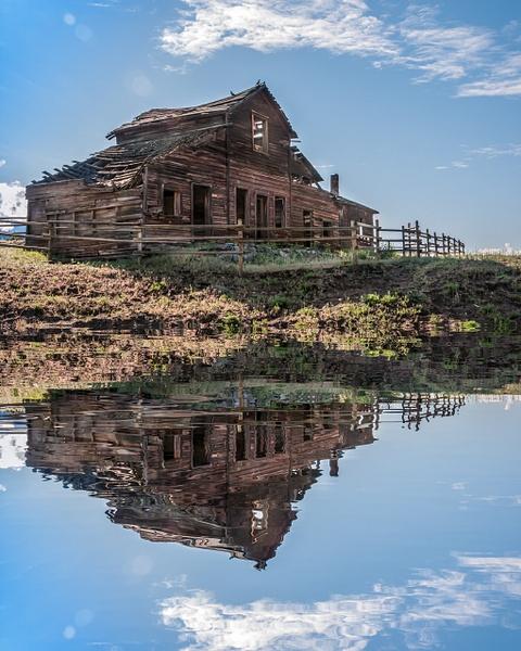 Old Farmhouse - Landscape and Nature - Alain Gagnon Photography