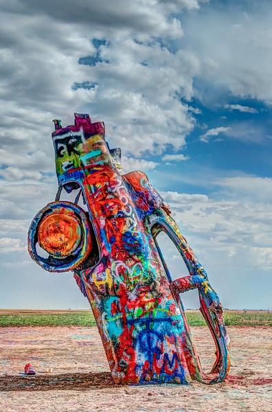Cadillac Ranch, TX - Travel - Alain Gagnon Photography
