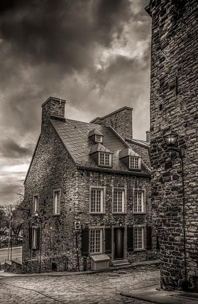 Vieux Québec, QC - Travel - Alain Gagnon Photography