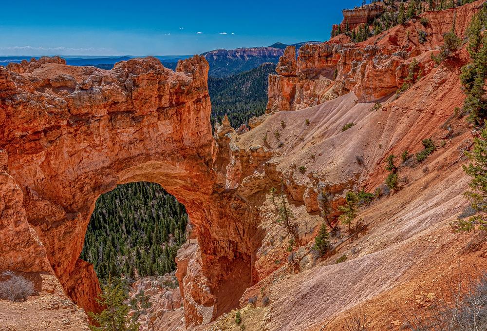 Bryce Canyon Natural Bridge