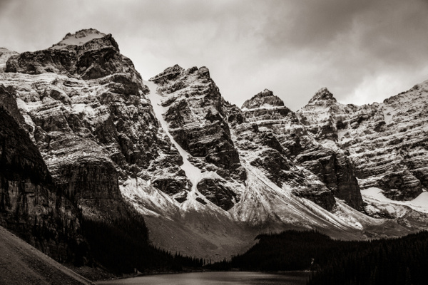Valley of the 10 Peaks by BarbaraRothPhotography