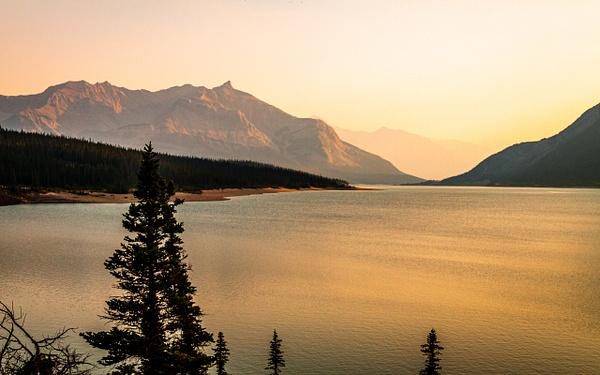 Abraham Lake by BarbaraRothPhotography