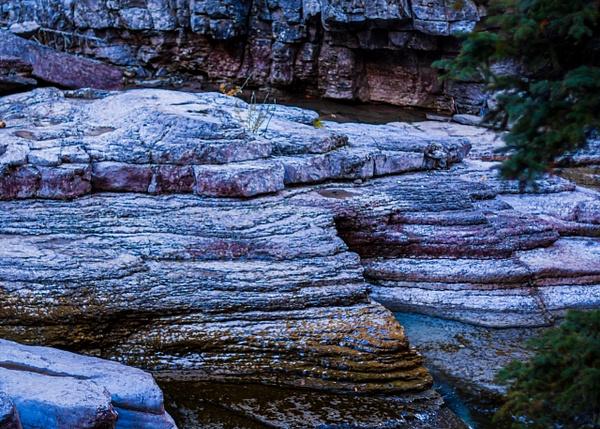 Johnston Canyon by BarbaraRothPhotography