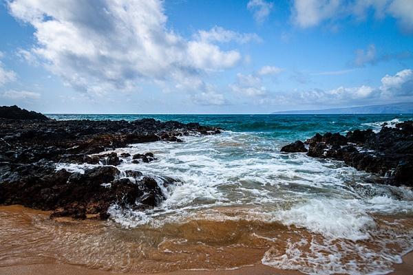 Secret Cove Beach by BarbaraRothPhotography
