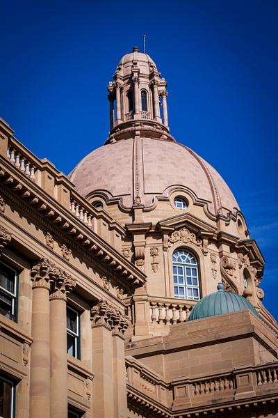 Alberta Legislature by BarbaraRothPhotography