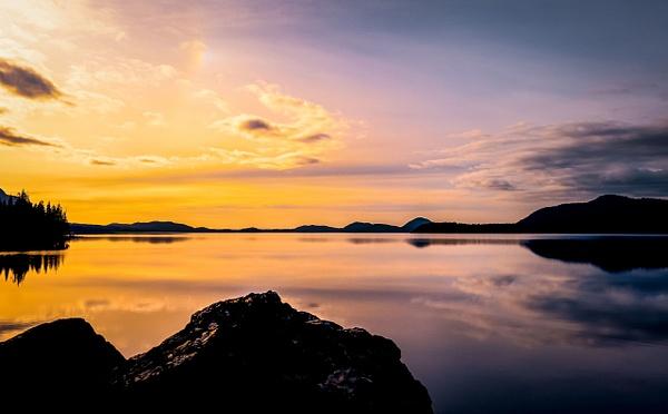 Pacific Ocean Sunset - Travel - McKinlay Photo