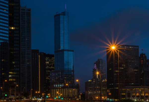 Chicago Early Morning - Travel - McKinlay Photo