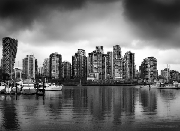 Vancouver, British Columbia - Cityscape - McKinlay Photo