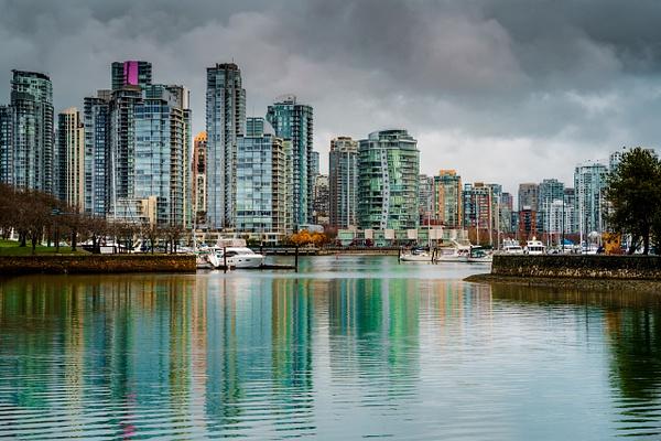 Vancouver, British Columbia - Cityscape - McKinlay Photo