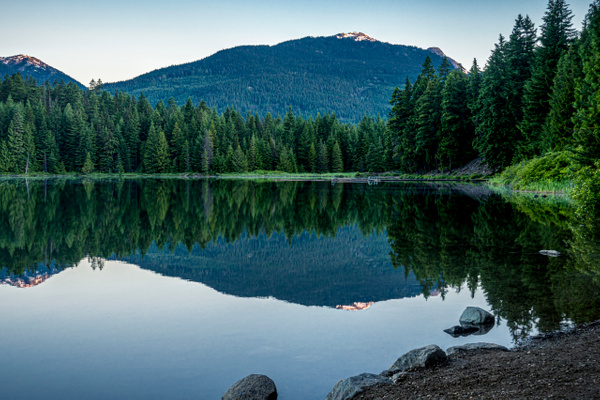Lost Lake, Whistler, BC - Landscape - McKinlay Photo