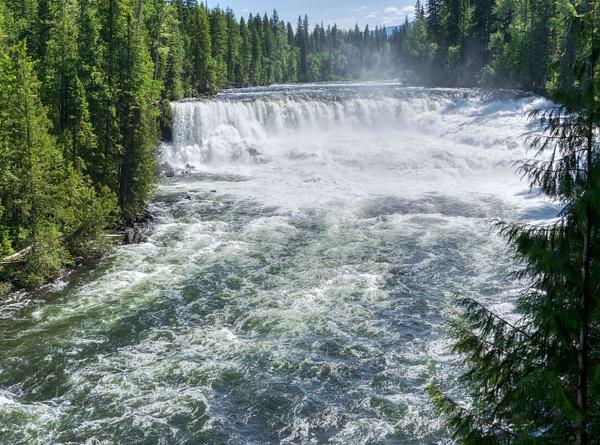 Dawson Falls - Streams and Rivers - McKinlay Photo