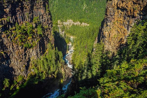 Spahats Canyon - Streams and Rivers - McKinlay Photo